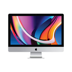 iMac (Retina 5K 27-inch 2020) 3.1GHz 6-core 10th-gen i5 Standard glass 8GB 2666MHz DDR4 memory Gigabit Ethernet MXWT2LL/A