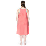 Happy Birthwear Gown in Coral (back)