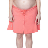 Happy Birthwear Skirt in Coral