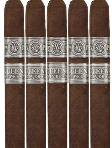 5-PACK ROCKY PATEL 15TH ANNIVERSARY