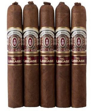 5-PACK ALEC BRADLEY THE LINEAGE GORDO