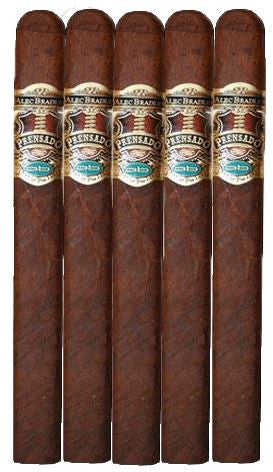 5-PACK ALEC BRADLEY PRENSADO CHURCHILL
