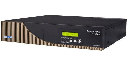 DS3000B-RM (3000VA / 2100W) Online UPS Sinewave Double Conversion, 4-outlets, LCD, USB and Serial Port, Rackmount, data/phone protection