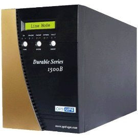 DS1000B (1000VA / 700W) Online UPS Sinewave Double Conversion, 6-outlets, LCD, USB and Serial Port, data/phone protection