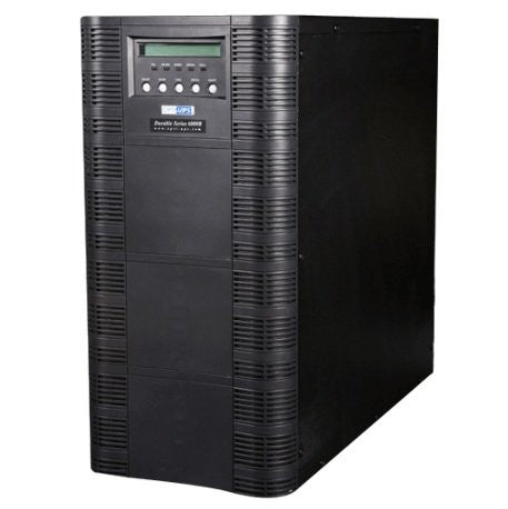 DS10KBT (10000VA / 7000W) 230v/120v ISO Isolated Transformer, Terminal Block, Online UPS Sinewave Double Conversion, LCD, USB and Serial Port, data/phone protection