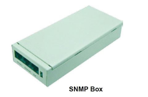 SNMP External Box for Networking Remote Monitoring .NETpower