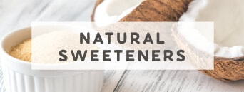 Buy organic natural sweeteners at Wildly Organic