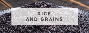 Rice & Grains
