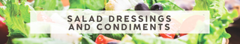 Buy gourmet salad dressings at Wildly Organic
