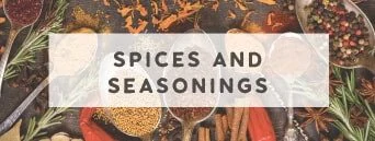 Find organic spices and seasonings at Wildly Organic