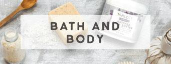 Bath & Body Products | Wildly Organic by Wilderness Family Naturals