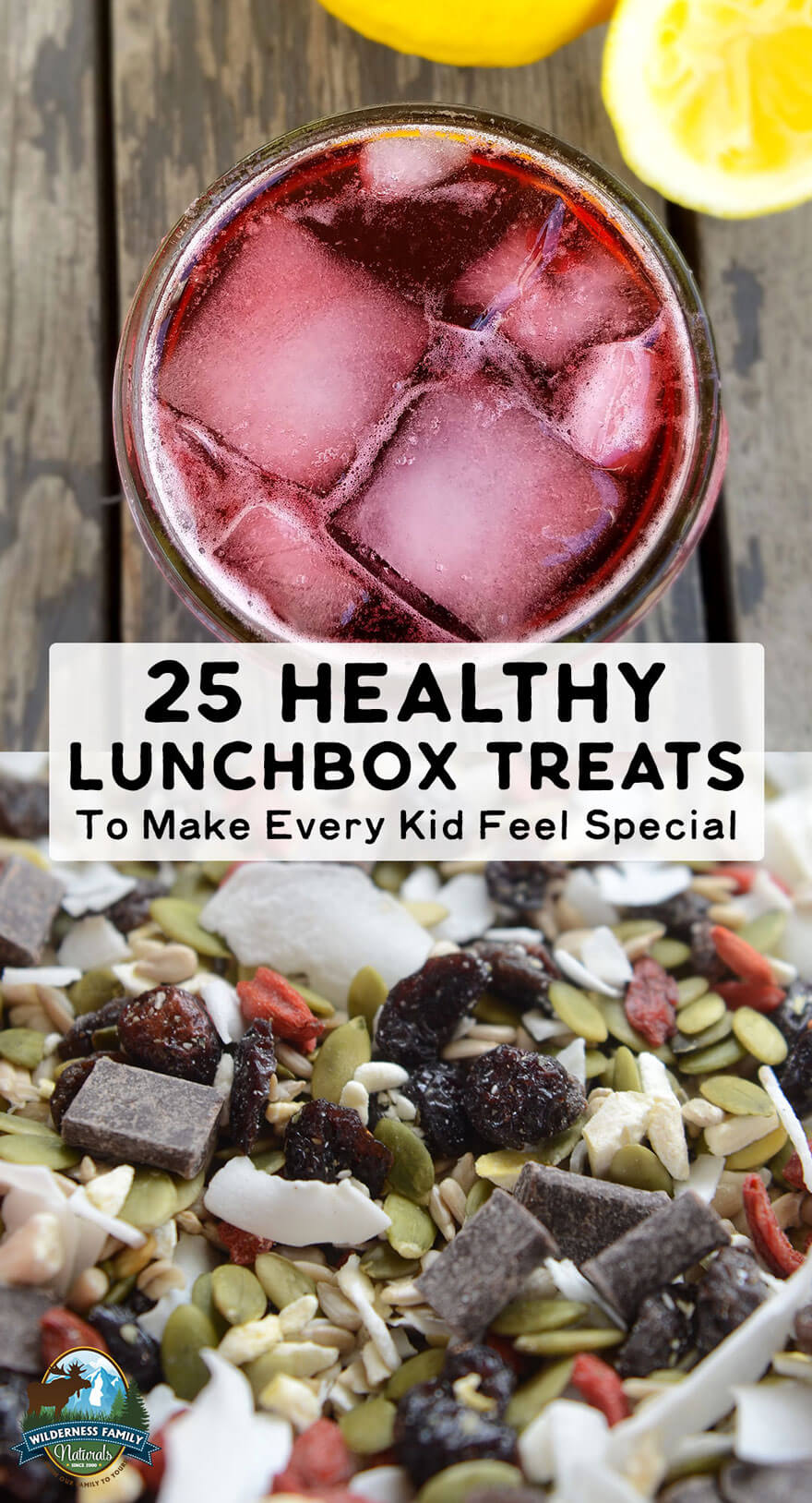 It's time to start shopping for school supplies, time to meet the teacher, and time to plan out all the wonderful, healthy things you're going to pack in lunchboxes this year.
