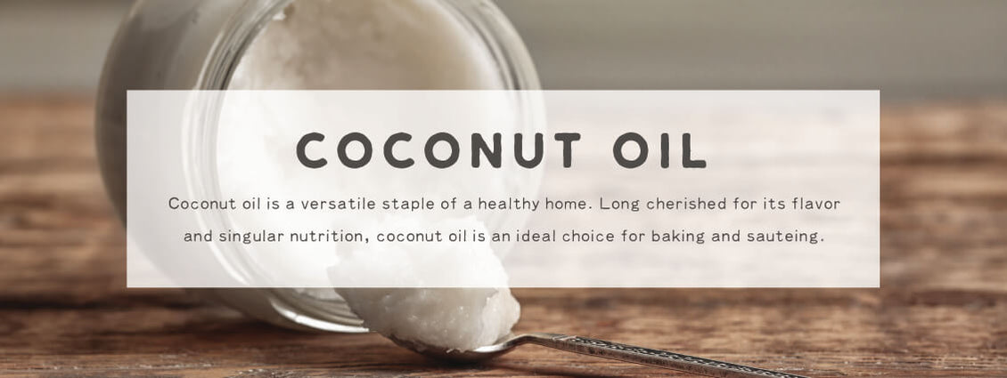 Coconut Oil | Wildly Organic by Wilderness Family Naturals