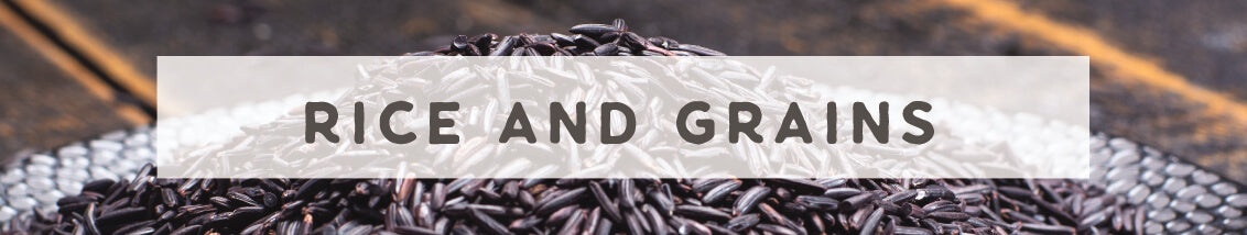 Rice & Grains | Wildly Organic by Wilderness Family Naturals