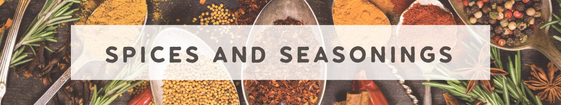 Spices and Seasonings | Wildly Organic by Wilderness Family Naturals