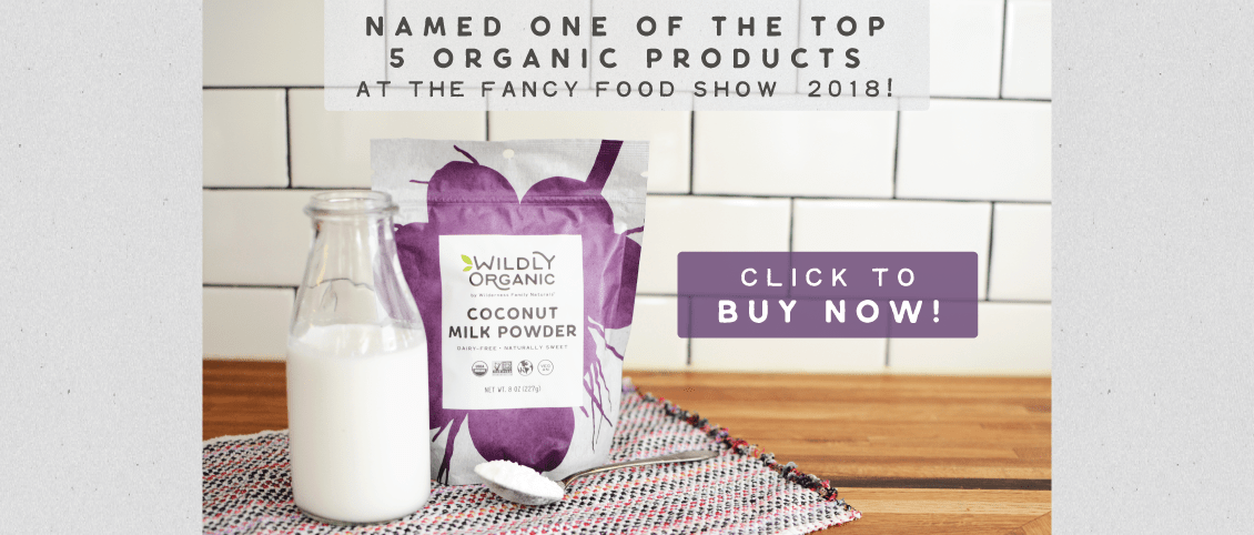 Named One of the Top 5 Organic Products at the Fancy Food Show in 2018