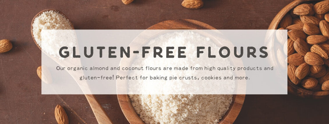 Gluten-Free Flours | Wildly Organic by Wilderness Family Naturals