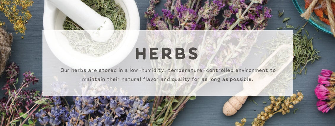 Herbs | Wildly Organic by Wilderness Family Naturals