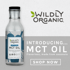 New! Buy Organic MCT Oil!