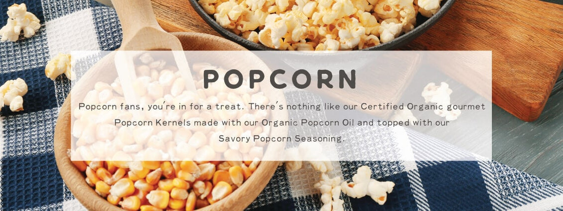 Popcorn | Wildly Organic by Wilderness Family Naturals
