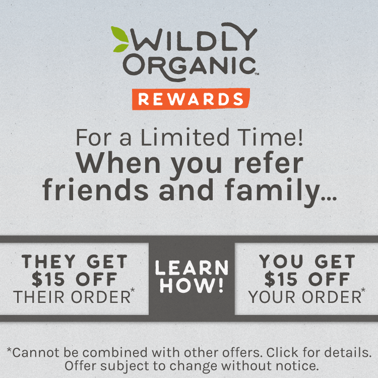Refer friends and family! You'll both earn $15!