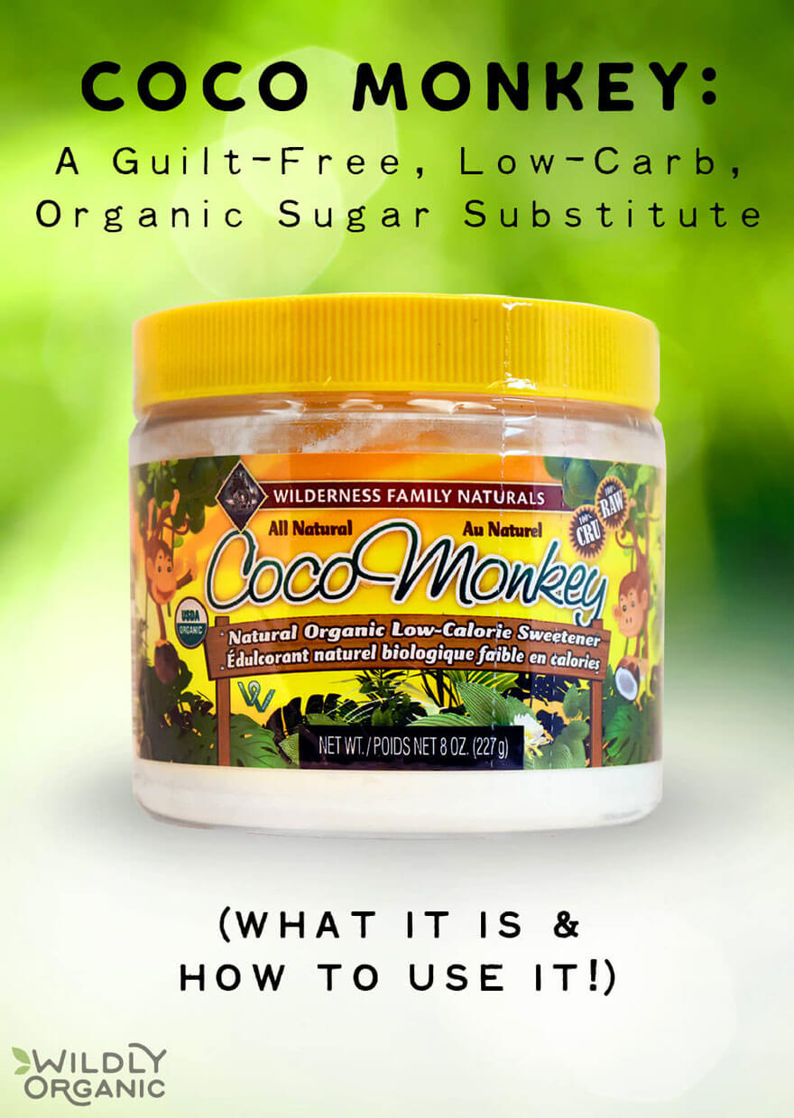 There is a Real Food alternative to artificial sweeteners that has no glycemic impact and almost no calories. Learn how to use Coco Monkey -- a guilt-free, low-carb sugar substitute made with organic, clean ingredients that's perfect for diabetics and the keto diet.