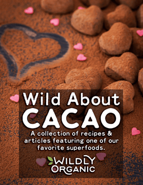 Download our free eBook: Wild About Cacao!