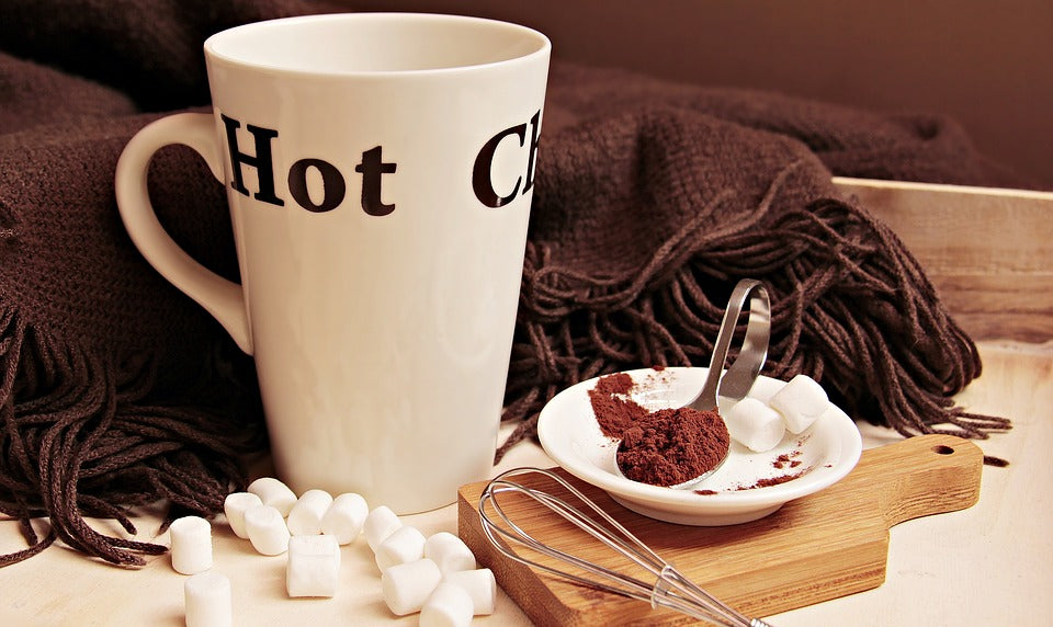 hot chocolate ingredients