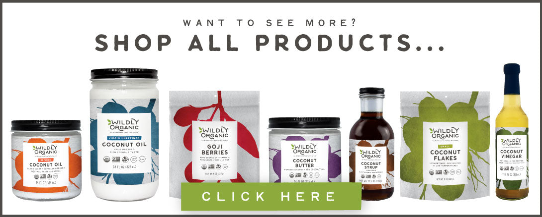 Shop all Wildly Organic Products!
