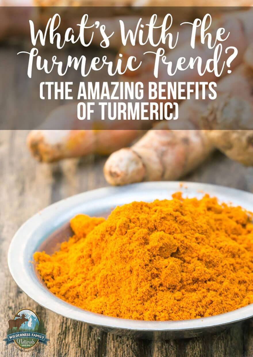 What's With The Turmeric Trend? (The Amazing Benefits Of Turmeric)
