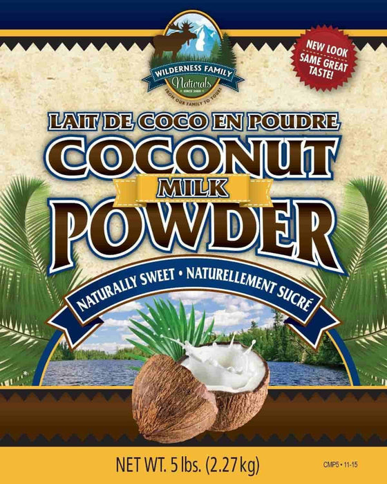 Coconut Milk Powder | Wildly Organic by Wilderness Family Naturals