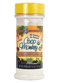 Coco Monkey Sweetener | Powdered | Organic - Select Options