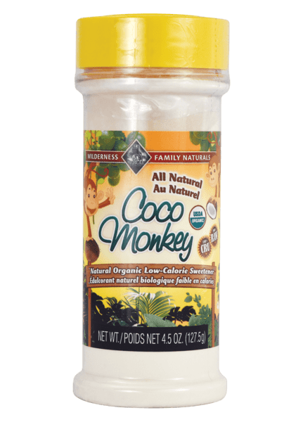 Coco Monkey Sweetener | Powdered | Organic