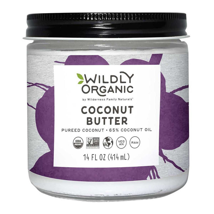 Organic Coconut Spread | Wildly Organic by Wilderness Family Naturals