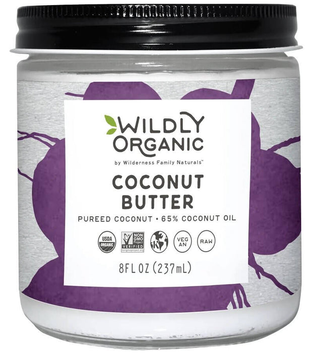 Coconut Butter | Coconut Spread | Organic