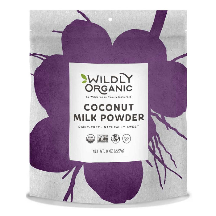 Organic Coconut Milk Powder | Wildly Organic by Wilderness Family Naturals