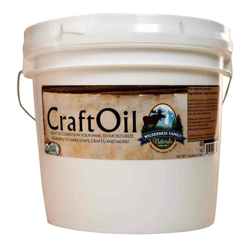 Craft Oil | Organic Coconut Oil