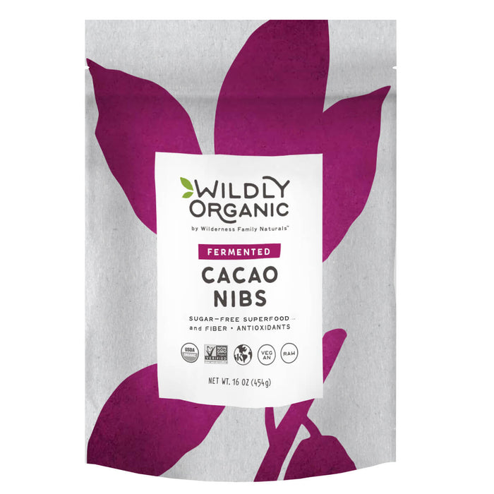 Fermented Cacao Nibs | Organic