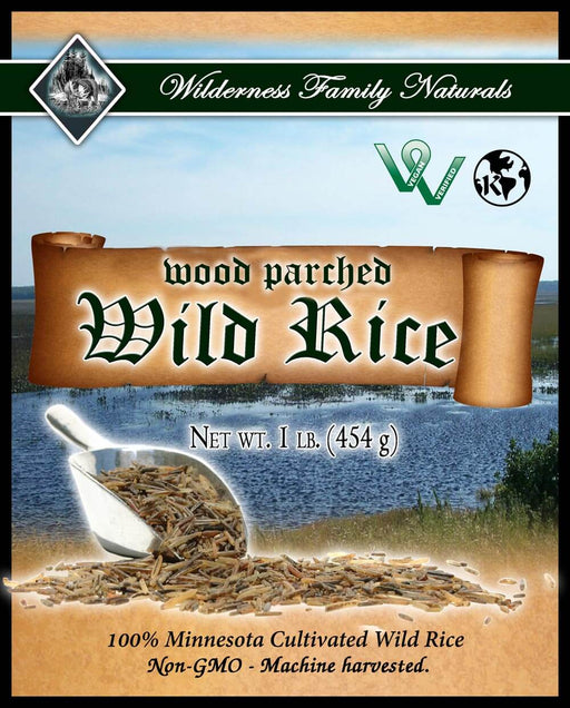 Wild Rice | Wood Parched