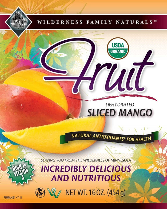 Fruits : Mango - Organic Mango | Sliced