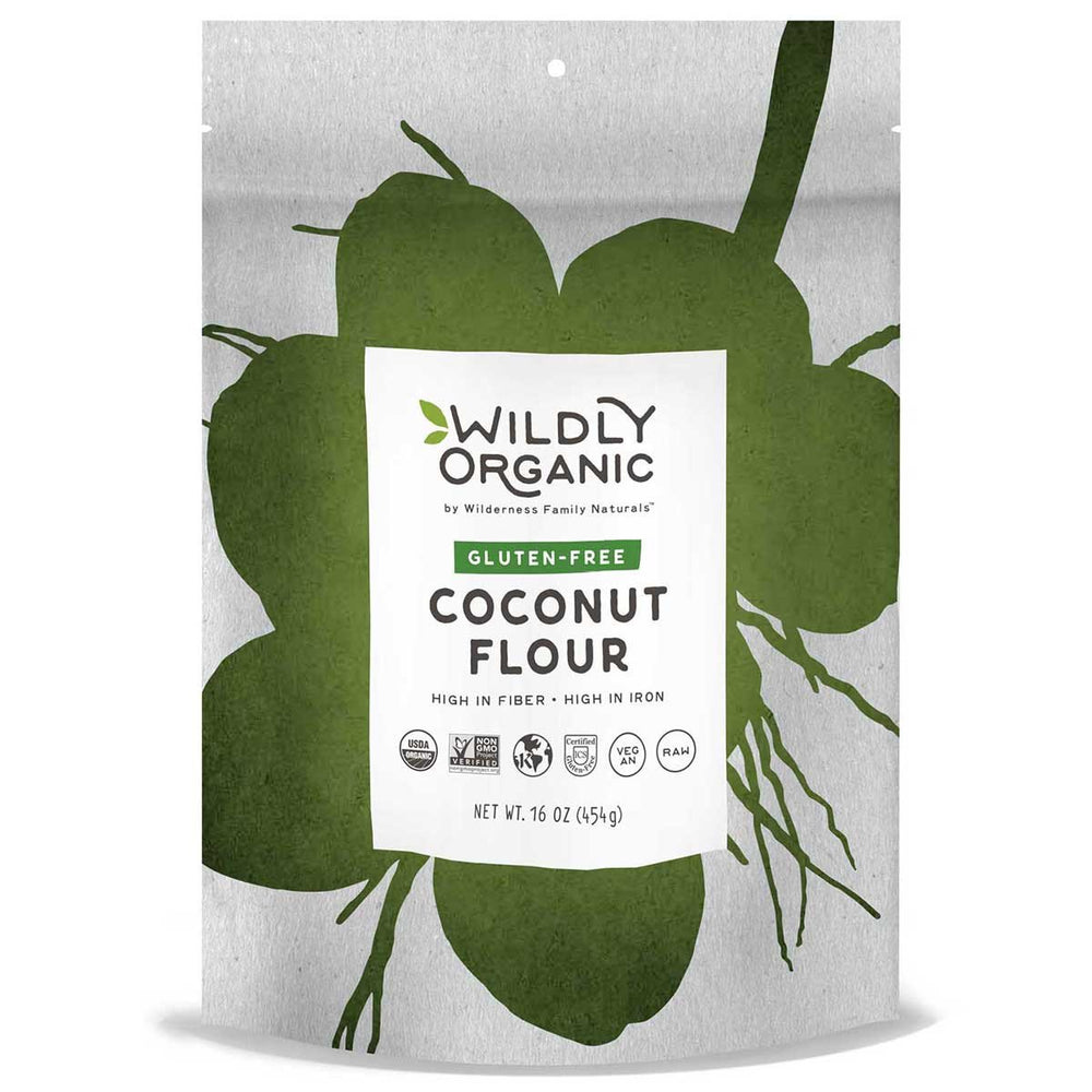 Organic Coconut Flour | Raw