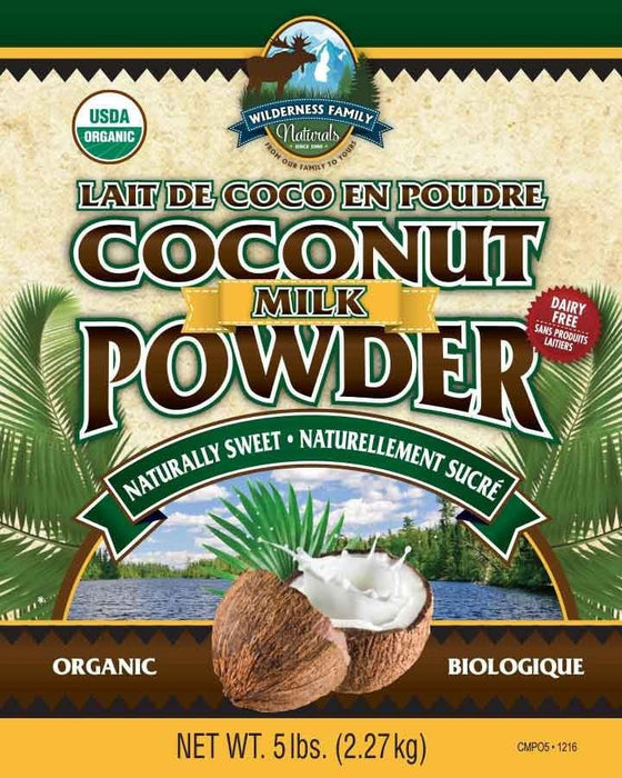 Organic Coconut Milk Powder | Non-Dairy