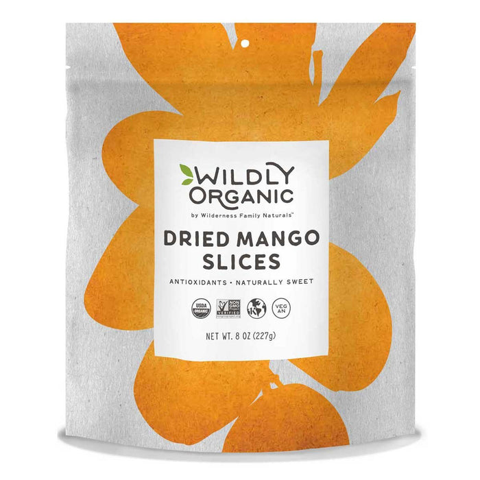 Organic Mango | Sliced