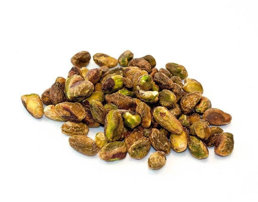 Organic Pistachios: Raw, Soaked and Dried, Certified Organic Pistachios