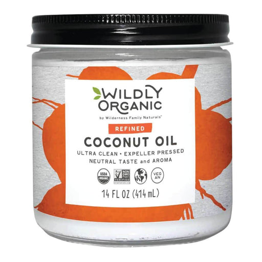 Refined Organic Coconut Oil (no taste) | Expeller Pressed