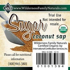 Coconut : Coconut Sugar - Coconut Sugar | Organic