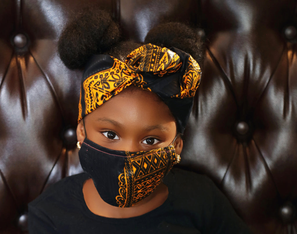 honey kids headwrap