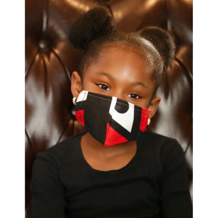 Cam kids face mask