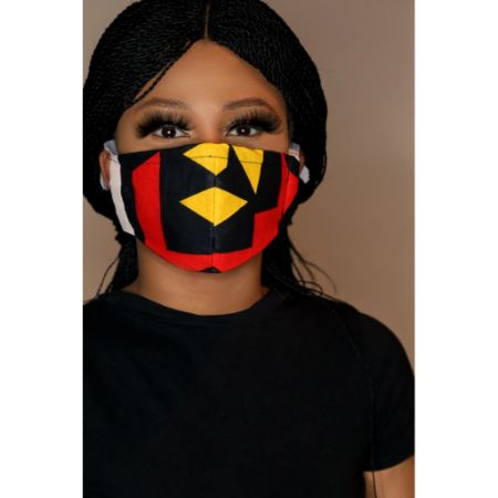 Cam face mask (unisex)