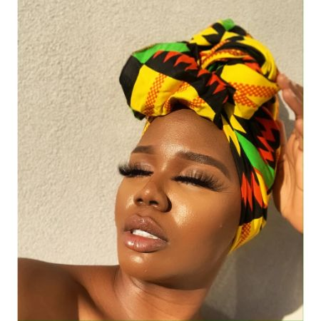 Lily headwrap